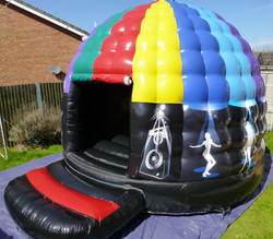 Isle of Wight Disco Dome hire
