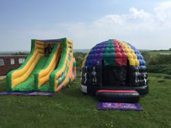 Disco Dome & Slide