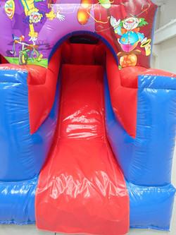 Circus Play'n Slide, The Slide