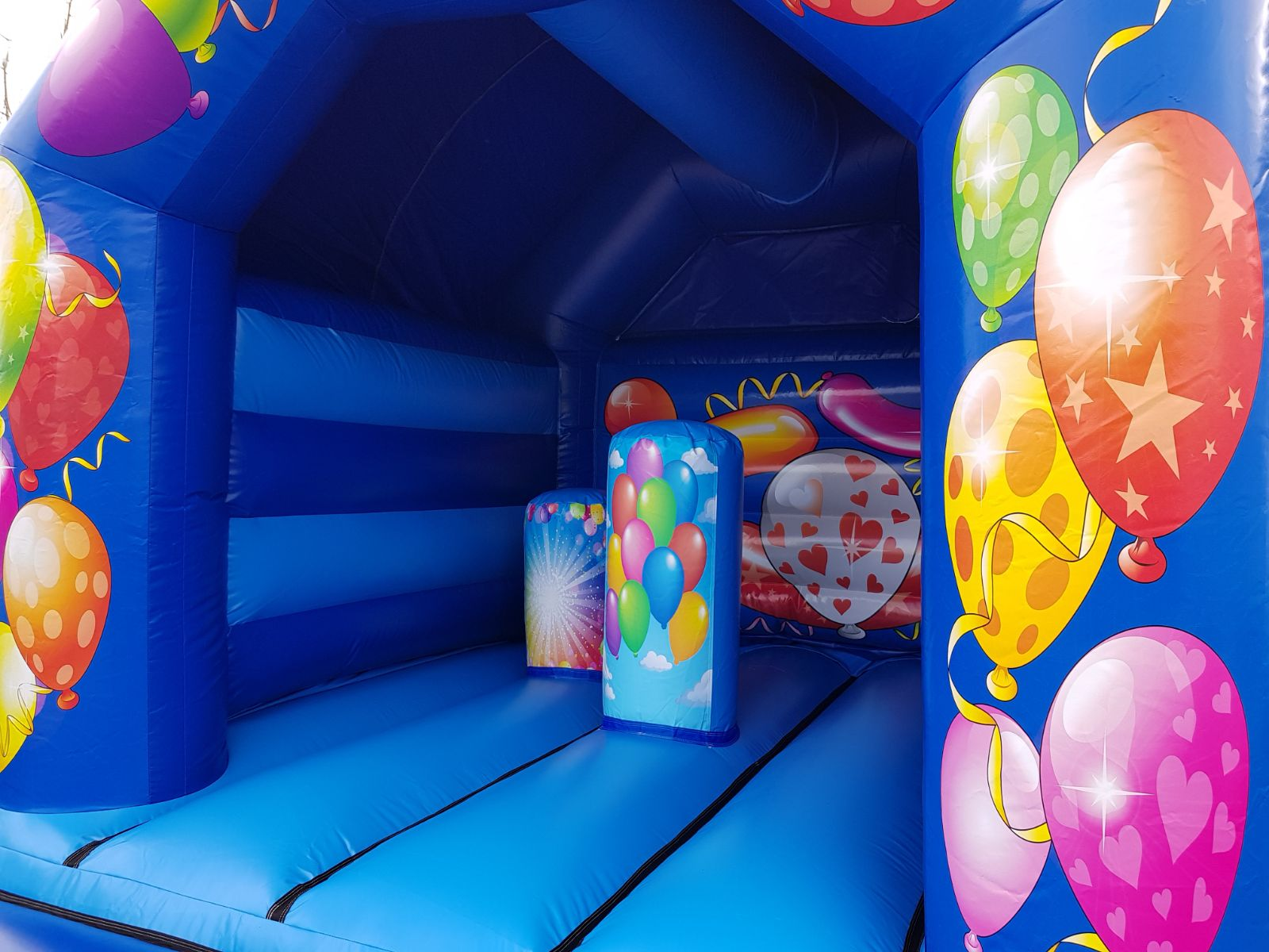 Party Time Activity Bouncy Castle
