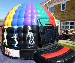 Isle of Wight Disco Dome