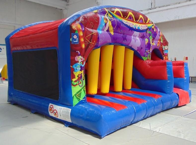 Circus Play'n Slide