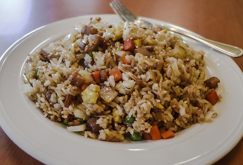 Fried Rice Speed Bowls