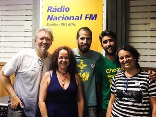 Entrevista na Nacional FM