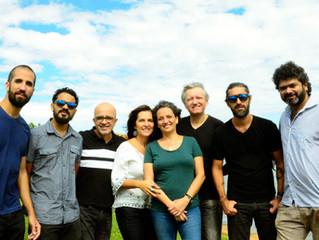 CARLINHOS & BANDA LANÇAM EP NO CLUBE DO CHORO DE BRASILIA