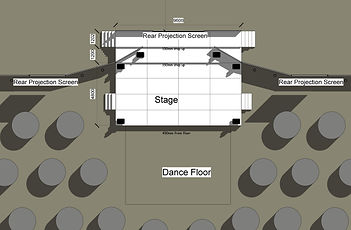 3d and Event floorplan creation.