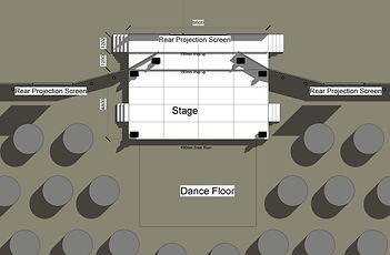 3d and Event floorplan creation.