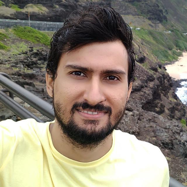 MSc Candidate Ícaro Oliveira