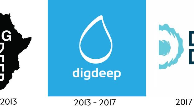 Dig Deep Rebrand