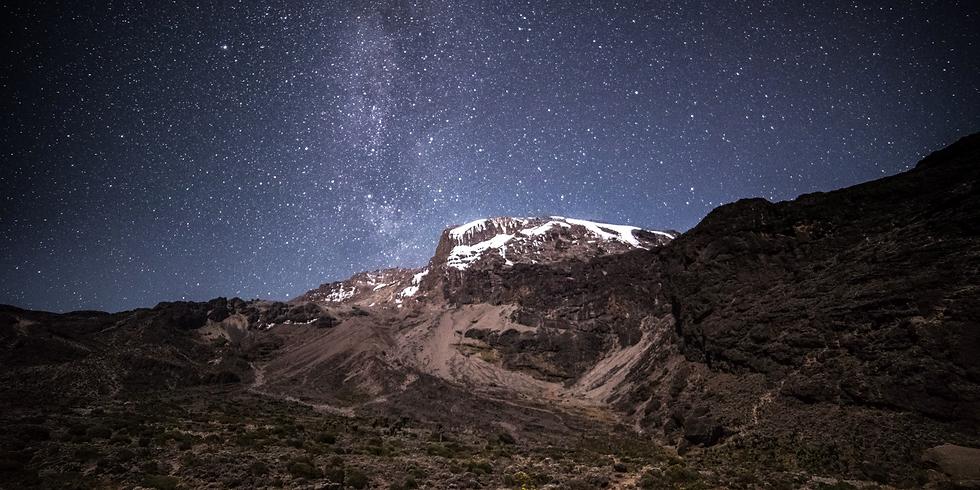 Kilimanjaro 2022 Information Session