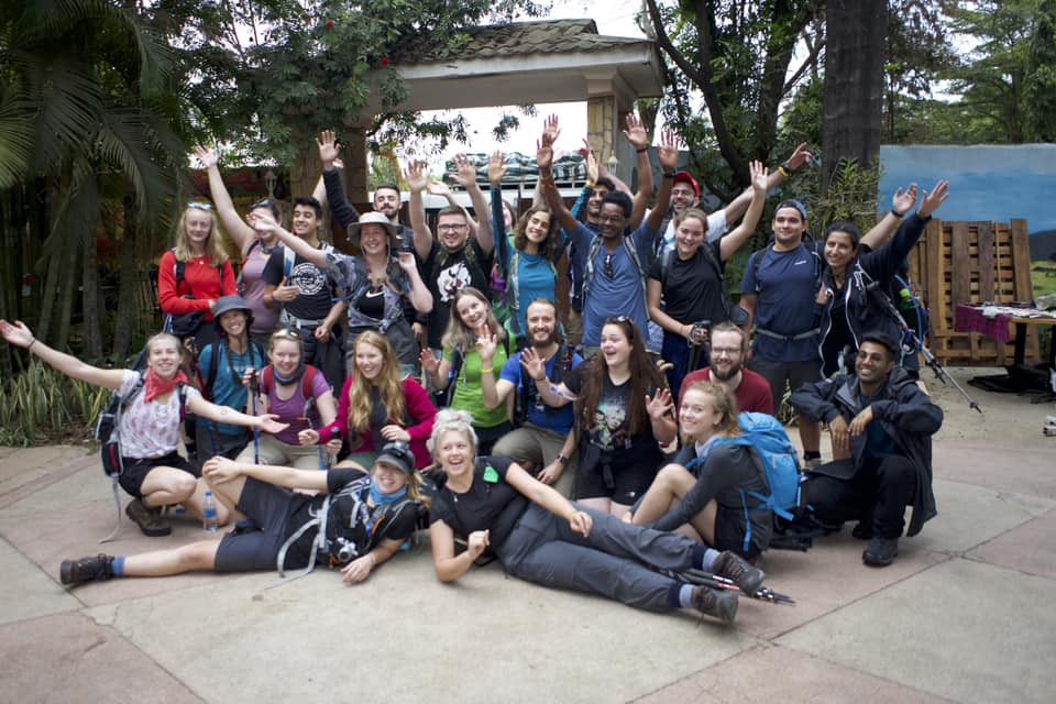 If you are interested in following in Ashleigh's footsteps by becoming a Team Leader, apply here: www.climbforcleanwater.org/leadateam