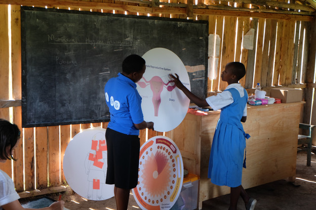 Why menstruation education will bring change for young girls