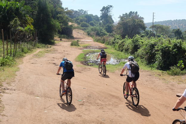 My Maasai Cycle Challenge - by Bee Mocellin