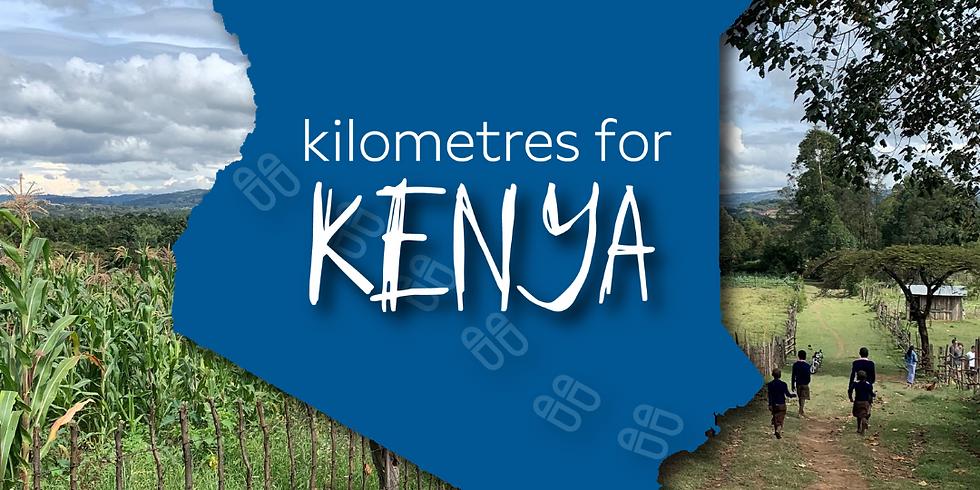 Kilometres for Kenya