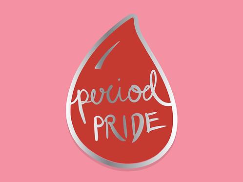 Period Pride enamel pin