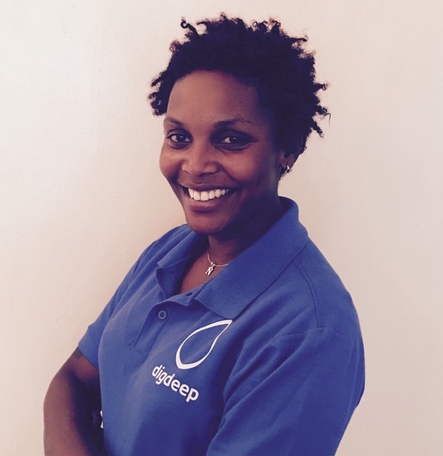 Meet Caroline, Dig Deep's Country Manager in Kenya