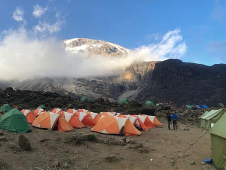 Why climb Kilimanjaro?