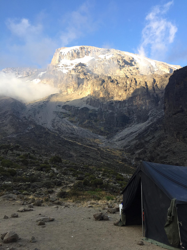 Kilimanjaro - just go for it, me and my Dad did!