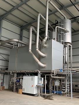 消化液・排水処理設備