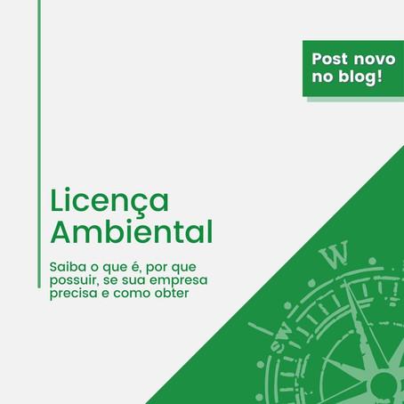 Você conhece a Licença Ambiental?