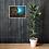 Thumbnail: Framed matte paper poster
