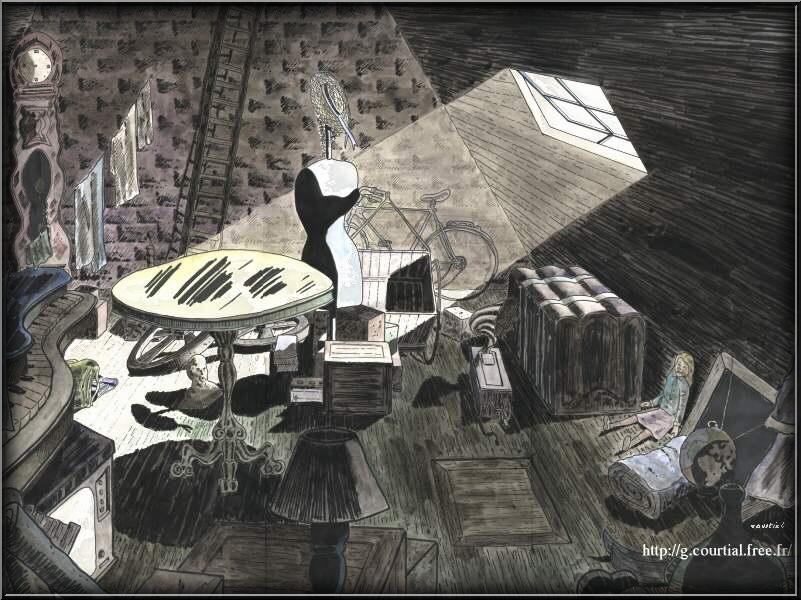 Sous la trappe (de Jérémy Semet)
