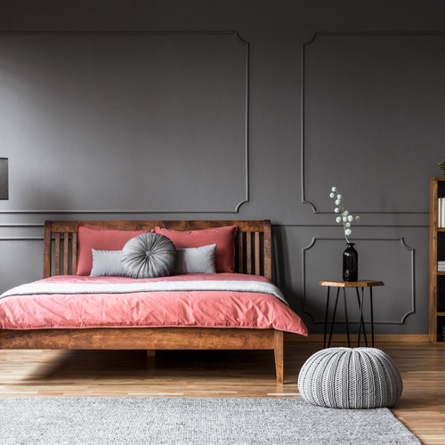 grey-bedroom-interior-with-bookshelf-YUG