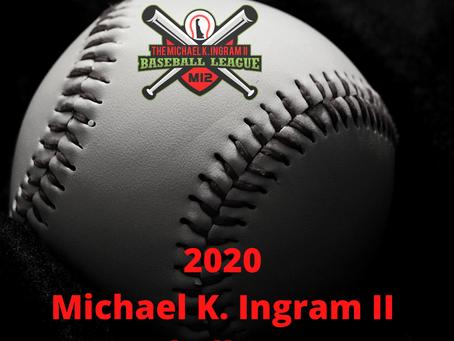 Michael Ingram II Baseball League