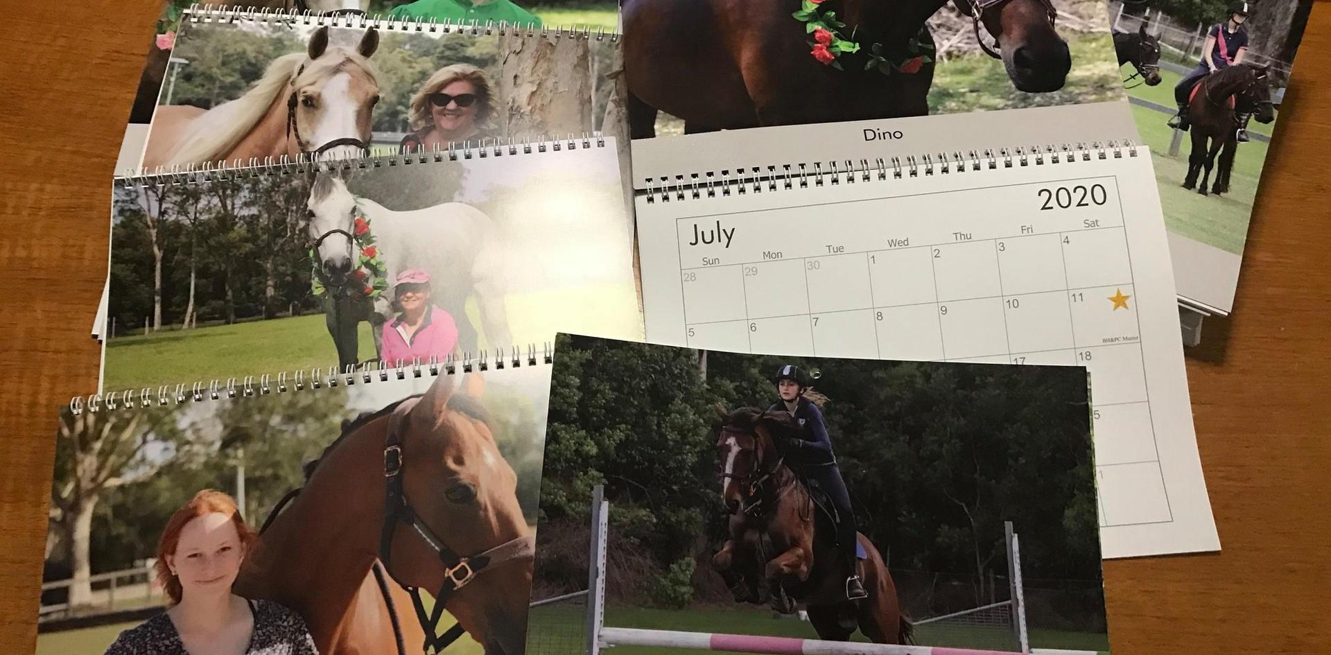 BPC 2020 Calendars available