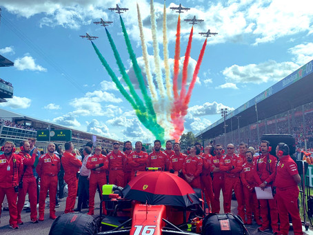 F1: The Future is Now