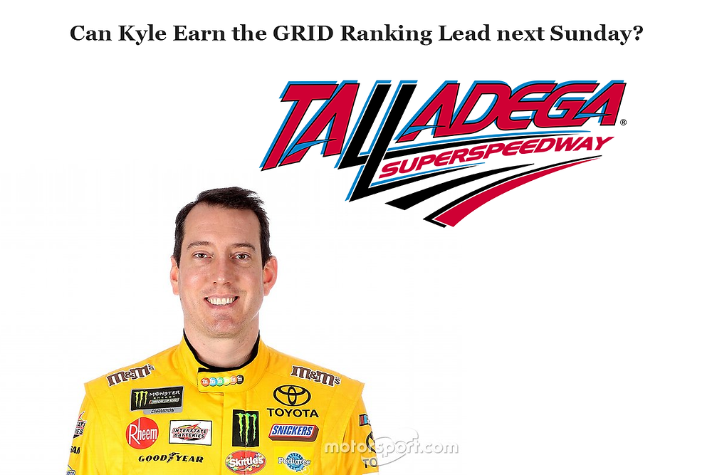Kyle Busch head shot from motorsport.com