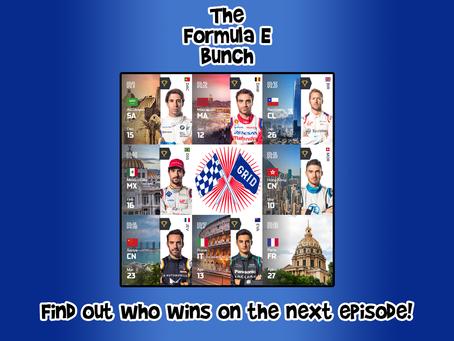 Pick A Winner: 2018/2019 Formula E Season
