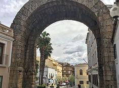 Traian-Bogen in Mérida