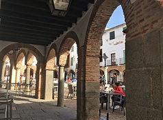 Zafra, Plaza Chica