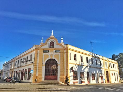 Markthalle, Villafranca de los Barros