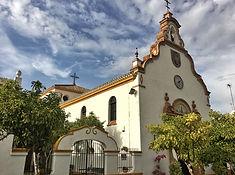 Pfarrkirche San José in El Cuervo