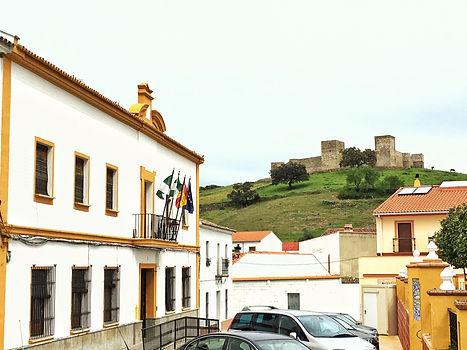 Rathaus, El Real de la Jara
