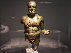 Herkules war der Legende zufolge Gründe von Cádiz