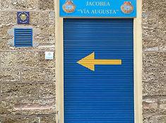 Die Jakobsbruderschaft in Cádiz: leider geschlossen.