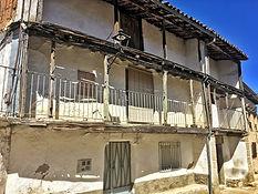 Etappe von Bañjos de Montemayor nach Calzada