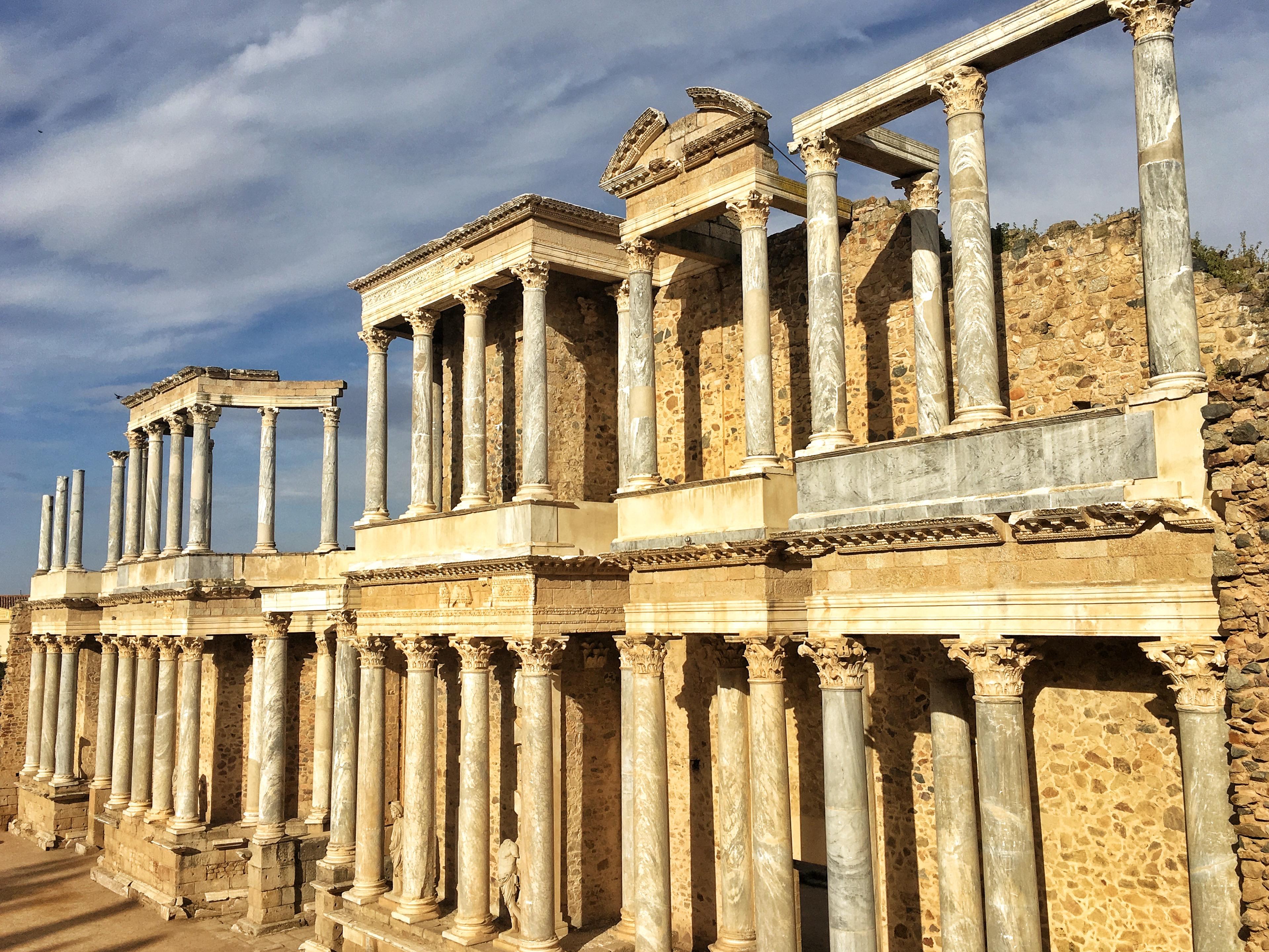 Römisches Theater in Mérida