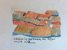 Salamanca - Calzada de Valdunciel