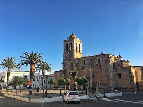 Kirche in Los Santos de Maimona