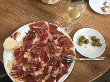 Das ist in der Extremadura Pilgeralltag