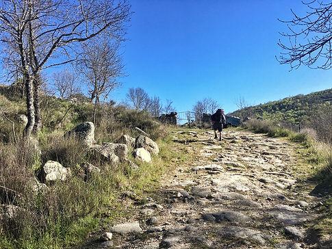 Baños de Montemayor nach Calzada de Béjar