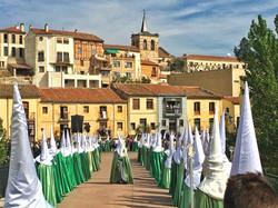 Die Karfreitagsprozession von Zamora