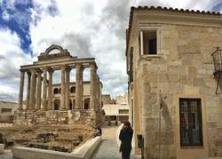 Mérida, Tempel der Diana