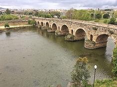 Die Römebrücke von Mérida
