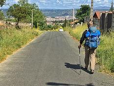 Etappe von Xunqueira nach Ourense