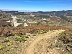 Etappe von Gudiña nach Campobecerros